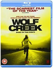 Wolf Creek [Blu-ray] [DVD][Region 2]