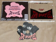 THE BEATLES Shaped Vol. 2 True Collector's Edition CD 1996 Ltd. Interview Shape*