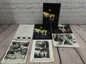 The Exorcist Press Kit 1973. Stills/Photo's etc.