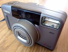 Canon Sure Shot 35mm Film Compact Camera Z115 with Canon Case