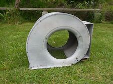 VINTAGE INDUSTRIAL METAL  ART BLOWER HOUSING OLD RESTURANT SUPPLIES