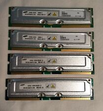 Samsung 1GB 4X256MB RDRAM Memory Kit