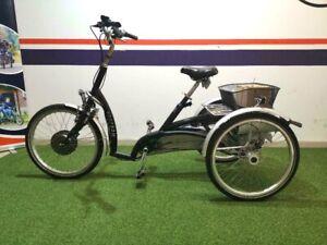 Van Raam Maxi comfort Therapeutisches elektro Dreirad Silent-Motor NEU