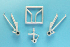 Boeing 727 Landing Gear For 1/144th Scale Airfix Model SAC 14411