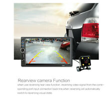 7 Inch DOUBLE 2DIN Car MP5 Player BT Tou+ch Screen Stereo Radio HD + Camera