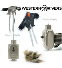 Western Rivers Decoy for Mantis Pro Predator Game Call Handheld Realistic fur