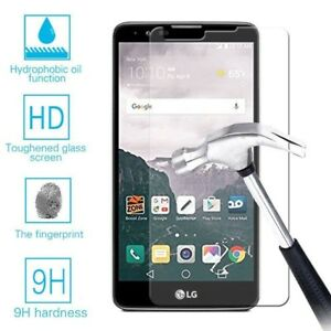 For LG Stylus 2 Plus / LG Stylo 2 Plus Tempered Glass Screen Protector