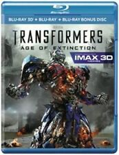 Transformers Age of Extinction 3d Blu Ray 2d