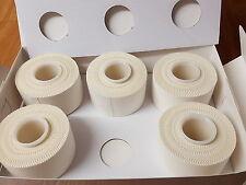 12 Rollen Sporttape /Tape weiß 10 m x 3,75 cm - ECO- Gelenktape