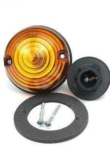 Land Rover Defender 90 110 Rear Amber Indicator Light Lamp 94 Onwards AMR6515