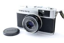 **Exc+++++ Vintage**  Olympus Trip 35 Compact 35mm Film Camera From Japan 614901