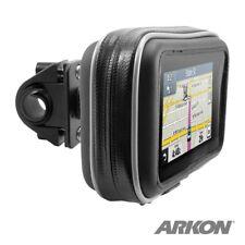 Arkon Motorcycle Waterproof Splash Case w/ Handlebar Mount (For GPS, Sirius XM)