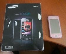 Samsung Touchphone GT-S5230