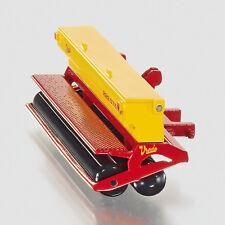 SIKU Vredo Durchsämaschine Farmer Anbaugerät Traktor Spielzeug Modellauto / 2277