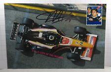 PHOTO cm 13x18 signed by Pedro de la Rosa ARROWS A20 F1 1999 SAN MARINO GP IMOLA