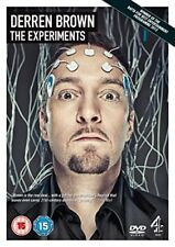Derren Brown: The Experiments [DVD][Region 2]
