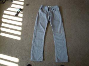 Levi's 511 Slim12 Reg Size 26X26 Gray