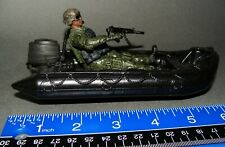 1:18 BBI  Elite Force Navy SEAL Inflatable Combat Rubber Raiding Craft Boat