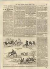 1892 cazadores de mostrar final de temporada lechlade control británico en Egipto