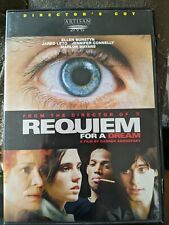 Requiem for a Dream (Dvd, 2001, Unrated, Director's Cut) Free Shipping