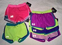 Under Armour Girl's Shorts - Variety