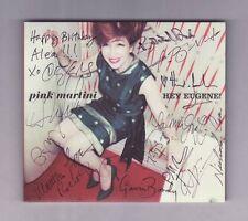 (CD) PINK MARTINI - Hey Eugene! / Digipak / AUTOGRAPHED