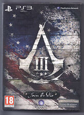 Assassin's Creed III-Join or Die Edition (Sony PlayStation 3, 2012) - Europäische