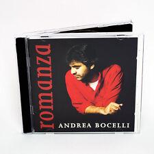 Andrea Bocelli - Romanza - musique album cd