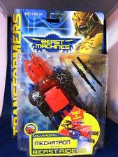 Transformers Beast Machines Evil Vehicons Mechatron Dragon Blue Beast Riders