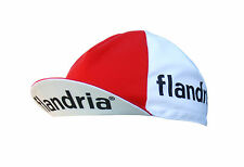 Genuine FLANDRIA cotton Cycling Cap - Retro design - New
