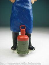 """Handarbeitsmodell """"Signal-Gasflasche"""" im Maßstab 1:22,5 (85524 F)"""