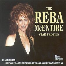 The Reba McEntire Star Profile - Unauthorized 100 Page Picture Book and Audio CD