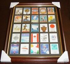 Summer Olympic Games Poster Trading Card Set