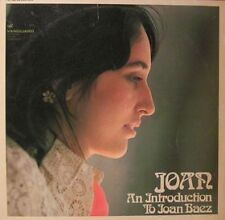 An introduction to JOAN BAEZ - Joan / Farewell,Angelina