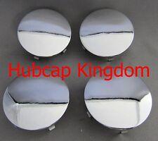 CHRYSLER DODGE NEON PT CRUISER CARAVAN Chrome Wheel Center Cap SET