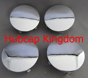 Chrome Wheel Center Hub Cap SET for CHRYSLER DODGE NEON PT CRUISER CARAVAN