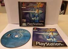 Console Gioco Game PS1 SONY Playstation PSOne PSX PAL MEGA MAN X6 Capcom Megaman