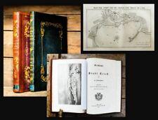 1857-59 Triest Trieste Prachtexemplar der Herzöge in Bayern Löwenthal 2 Bde