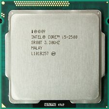 Intel Core i5-2500 Quad-Core Processor 3.3 GHz 6 MB Cache LGA 1155 2nd Gen.
