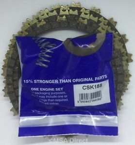 Honda CRF250L / Rally (2013 to 2020) EBC Clutch Friction Plates and Spring Kit
