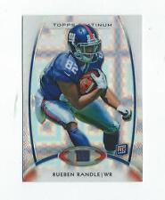 2012 Topps Platinum Xfractor #122 Rueben Randle Rookie Giants