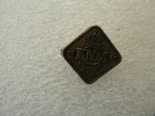 PINS,SPELDJES 50'S/60'S/70'S KNM 1956 V/H BEGEMANN 75 JAAR KONINKLIJK
