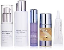 Meaningful Beauty Ultra 5 Piece Introductory Kit, Hydrating and Nourishing for
