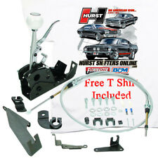 Hurst Quarter Stick shifter 3160014 Chrysler AMC Ford  Reverse, FREE T SHIRT
