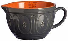 Mason Cash 1 litro Misura Caraffa Pastella Ciotola in ceramica con apertura Lip & Maniglia