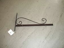 Wrought Iron Traditional Sign Bracket MSB01