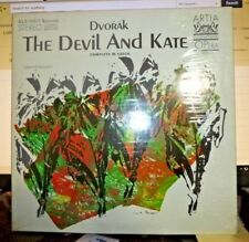 "DVORAK ""The Devil And Kate"" 3LP, Reissue (ARTIA), NEW / SEALED"