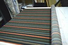 SWAVELLE MILL CREEK LUNSFORD STRIPE DESIGNER OUTDOOR UPHOLSTERY FABRIC SOLD BTY