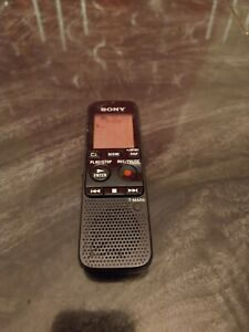 Sony Digital Voice Recorder PX Series ICD-PX333