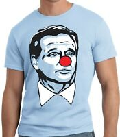 PubliciTeeZ Big and Tall King Size Funny Roger Goodell is a Clown T-Shirt